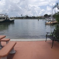 One Bedroom Condo in Quiet Treasure Island Complex on the Water