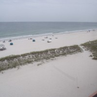 Bay View Condo Directly on the Gulf